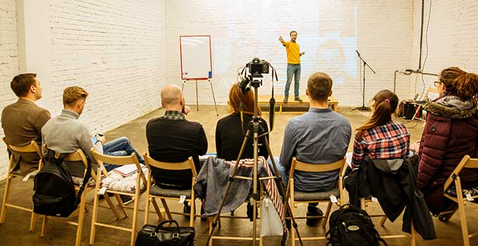 тренінг з ораторського мистецтва